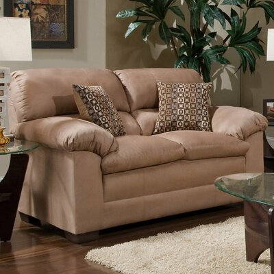 Velocity Loveseat by Simmons Upholstery
