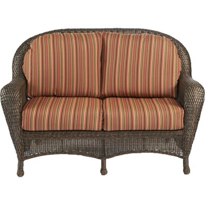 Balsam Outdoor Loveseat by The Outdoor GreatRoom Company