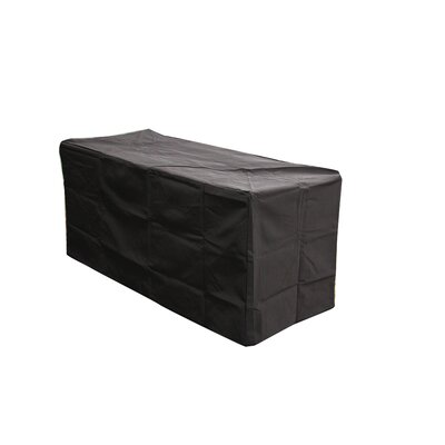 The Outdoor GreatRoom Company Rectangular Vinyl Cover for Key Largo Fire Pit