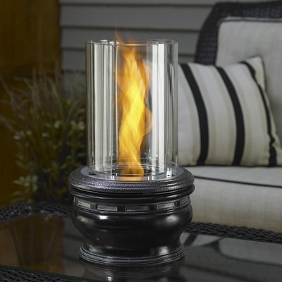 The Outdoor GreatRoom pany Apollo Glass Gel Tabletop