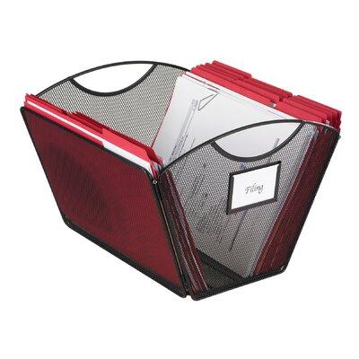 Safco Products Company Onyx Mesh Desktop Tub File