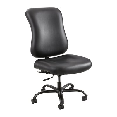Optimus™ Leather Chair with Back Tilt by Safco Products