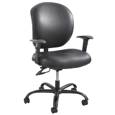 Alday Series Mid-Back Executive Office Chair by Safco Products