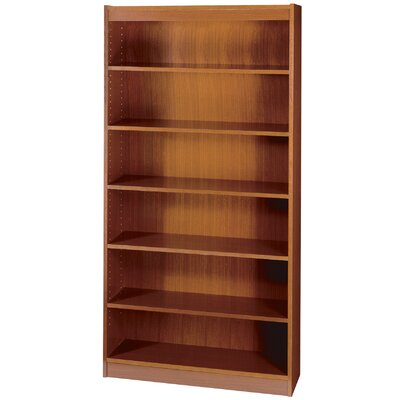 """Safco Products Company 72"""" Standard Bookcase"""