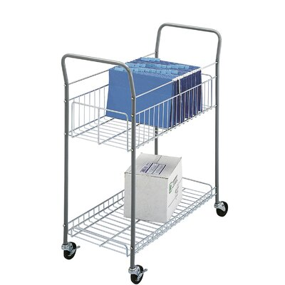 Economy Mail Cart by Safco Products