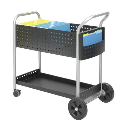 Safco Products Company Scoot Mail Cart