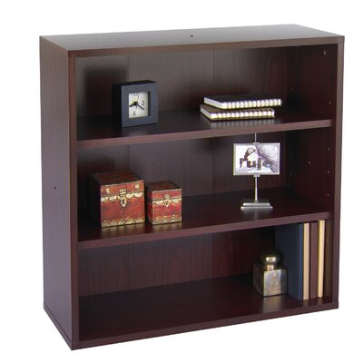 "Safco Products Company Apres Modular Storage Open 29.75"" Standard Bookcase"