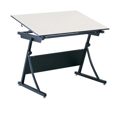 Safco Products Company Drafting Rectangular Table Top, Wide