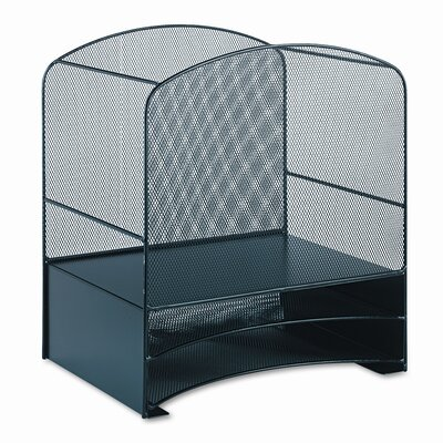 Safco Products Company Steel Mesh Desktop Hanging File