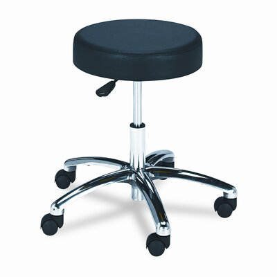 Safco Products Company Pneumatic Lift Height-Adjustable Lab Stools