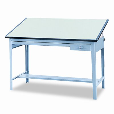 Safco Products Company Precision Four-Post Drafting Table Base