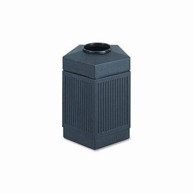 Safco Products Company Canmeleon 45-Gal Indoor/Outdoor Receptacle