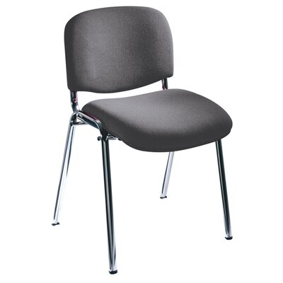 Safco Products Company Visit Armless Stacking Chair (Set of 2)