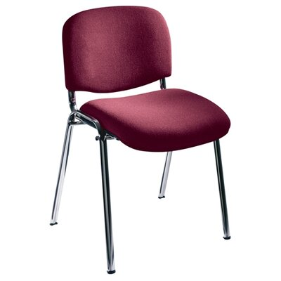 Visit Armless Stacking Chair (Set of 2) by Safco Products