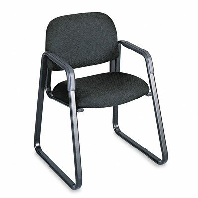 Safco Products Company Cava Sled Base Guest Chair