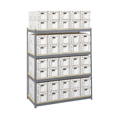 Safco Products Company Archival Shelving Unit