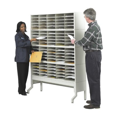 Safco Products Company E-Z Sort Satellite Mail Station