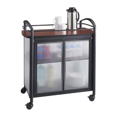 Safco Products Company Impromptu Refreshment Utility Cart