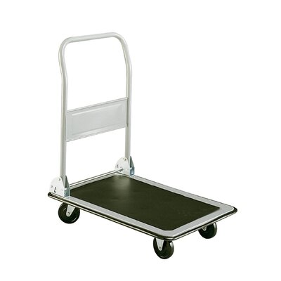 "Safco Products Company 33.5"" x 18.75"" x 29"" Tuff Truck Small Platform Dolly"
