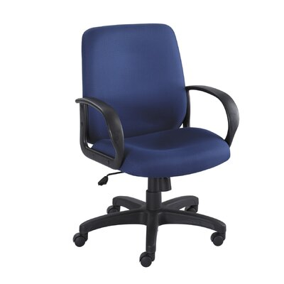 Safco Products Company Poise Conference Mid-Back Seat