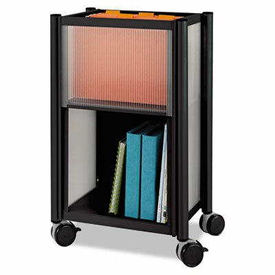 Safco Products Company Impromptu Mobile Storage File Cart