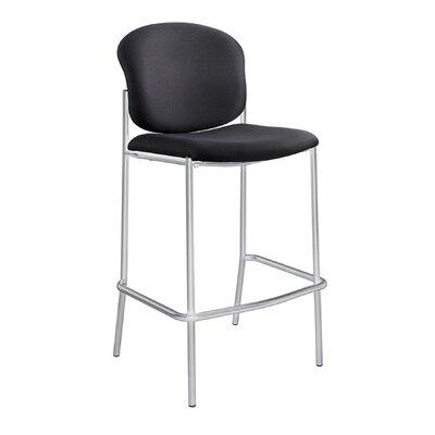 "Safco Products Company Diaz 30"" Bar Stool with Cushion"