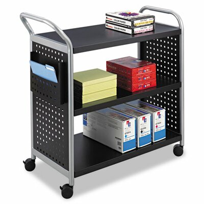 Scoot Utility Cart by Safco Products