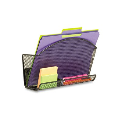 Safco Products Company Onyx Magnetic Mesh File Pocket