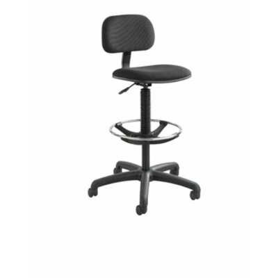 Height Adjustable Drafting Chair by Safco Products