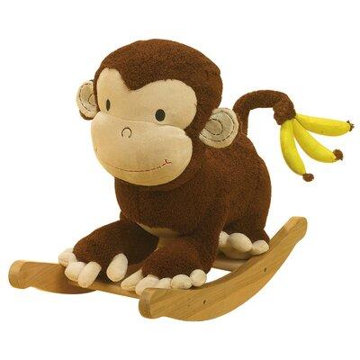 Bananas Monkey Rocker by Charm Co.