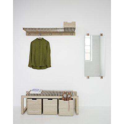 Skagerak Denmark Oak Cutter Wardrobe