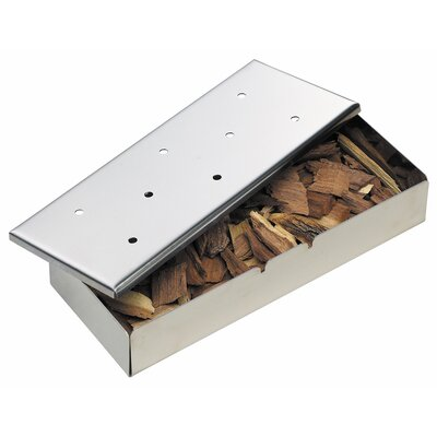 Stainless Steel Smoker Box by Grillpro
