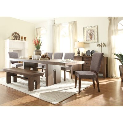 Riverside Furniture Terra Vista Extendable Dining Table