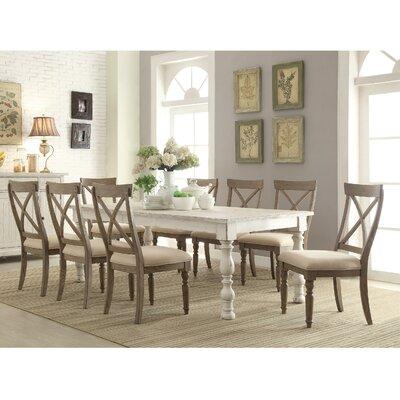 riverside furniture aberdeen 9 piece dining set reviews