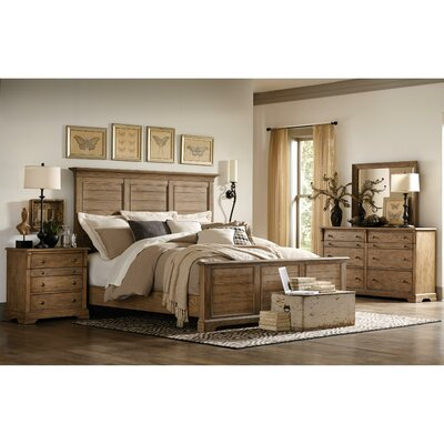 riverside furniture sherborne panel customizable bedroom set reviews