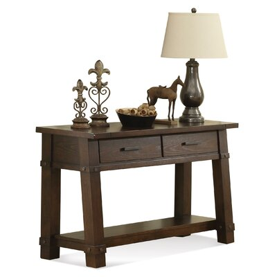 Windridge Console Table by Riverside Furniture