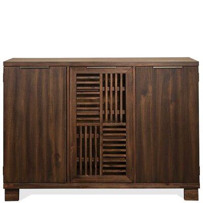 Modern Gatherings Bar Cabinet by Riverside Furniture