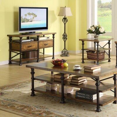 Riverside Furniture Lennox Street Coffee Table Set