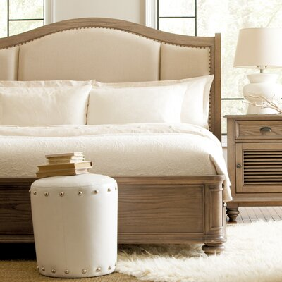 Riverside Furniture Coventry Upholstered Panel Bed