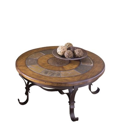 Stone Forge Coffee Table by Riverside Furniture
