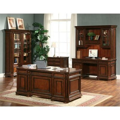 "Riverside Furniture Cantata 76.5"" Standard Bookcase"