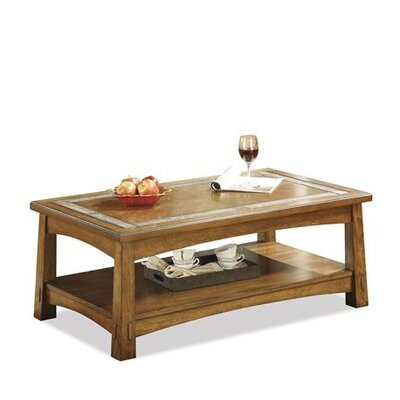 Craftsman Home Coffee Table by Riverside Furniture