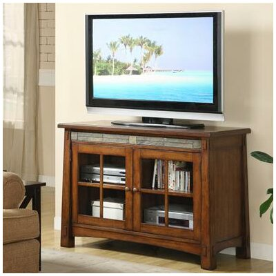 Craftsman Home TV Stand by Riverside Furniture
