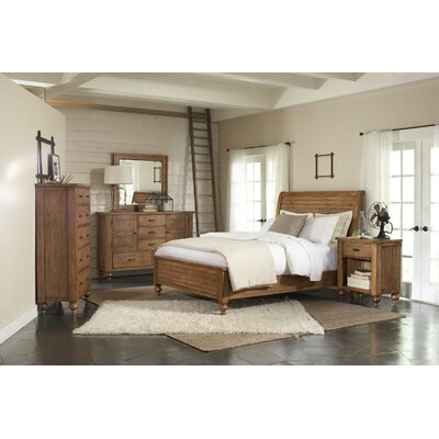 riverside furniture summerhill panel customizable bedroom