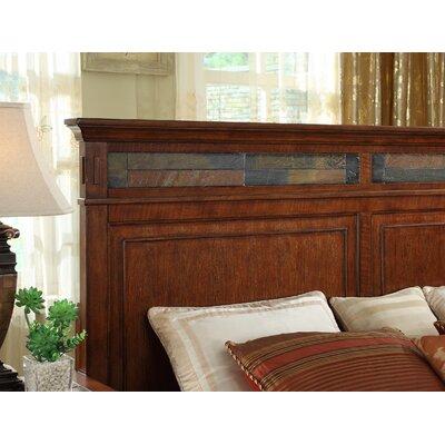 Riverside Furniture Craftsman Home Wood Headboard