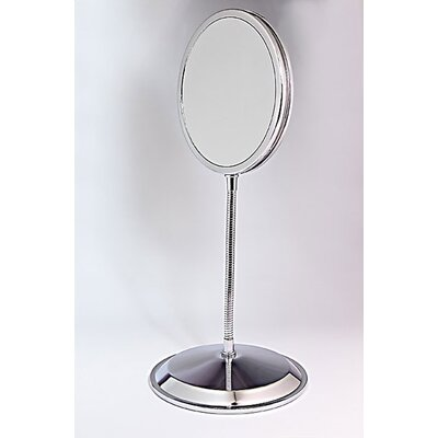 Zadro Goose Neck Vanity and Wall Mirror