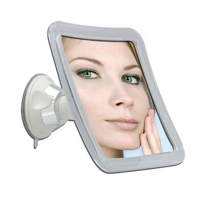 Z'Swivel 10X Magnification Wall Mount Mirror by Zadro