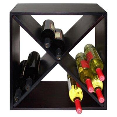 Diamond Bin 24 Bottle Tabletop Wine Rack by Vinotemp