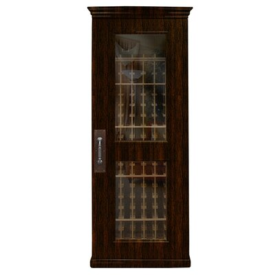 Sonoma LUX 250-Model Cherry Wine Cabinet by Vinotemp