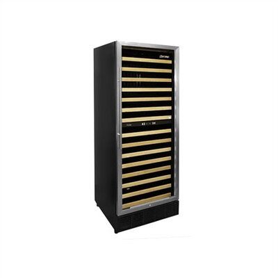 160 Bottle Dual Zone Built-In Wine Refrigerator by Vinotemp